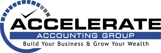 Accelerate Accounting Group Logo