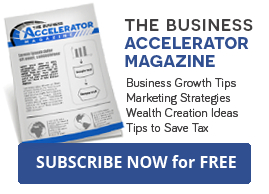 The Business Accelerator Magazine